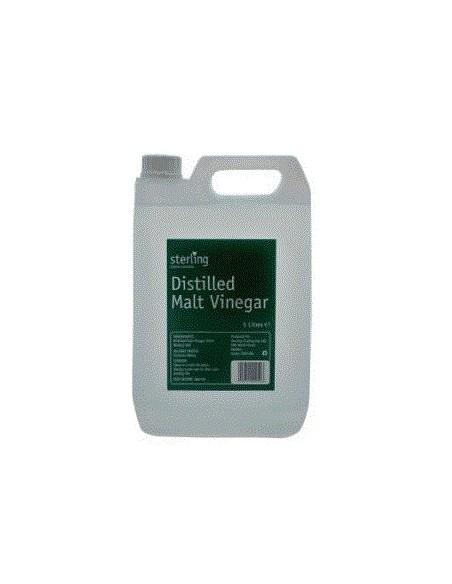 White Vinegar - 5l - Sterling