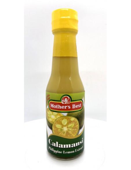 MOTHER'S BEST CALAMANSI PHILIPPINE LEMON EXTRACT - 150ml