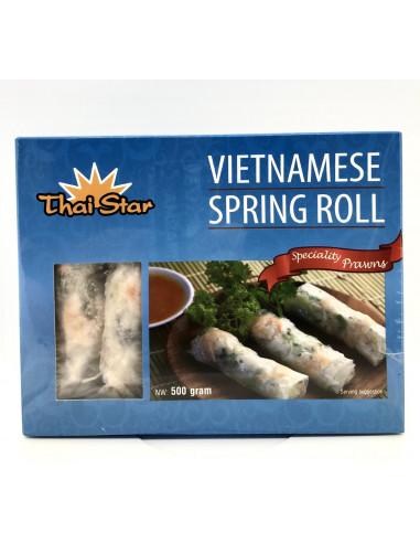 THAI STAR VIETNAMESE SPRING ROLL - 500g