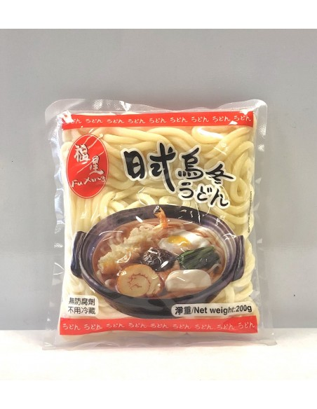 FU XING UDON NOODLES - 200g