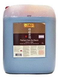LKK Premium Dark Soy Sauce 8L