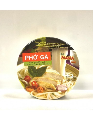 MAMA INSTANT BOWL RICE NOODLE WITH...