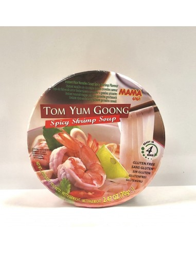 MAMA INSTANT BOWL RICE NOODLES TOM...