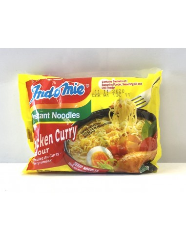 INDO MIE INSTANT NOODLES CHICKEN...