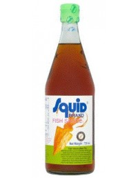 Fish Sauce - 725ml - Squid Brand