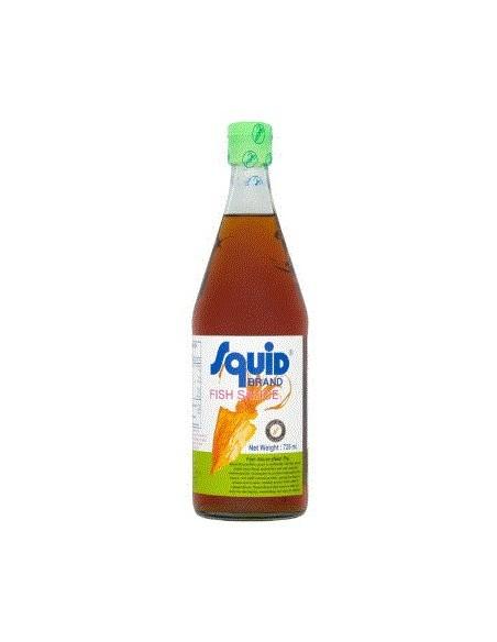 Fish Sauce - 725ml - Squid Brand