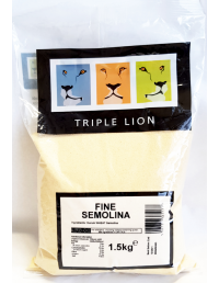TRIPLE LION FINE SEMOLINA...