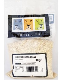 TRIPLE LION HULLED SESAME...