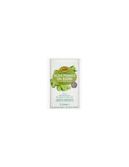 Olive Pomace Oil Blend - 2.5l - KTC