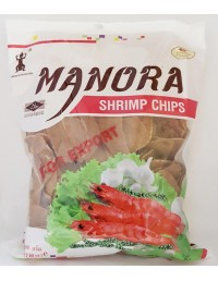 MANORA SHRIMP CHIPS - 500g
