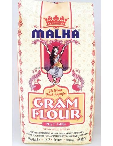 MALKA GRAM FLOUR - 2KG