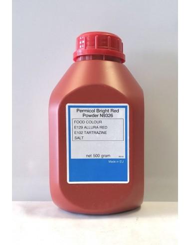PERMICOL BRIGHT RED POWDER N9326 - 500g