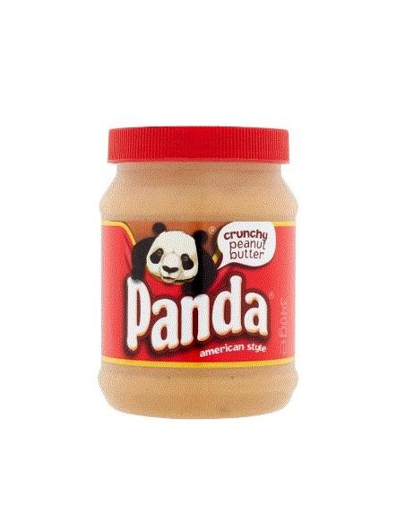 Crunchy Peanut Butter - 510g jar - Panda
