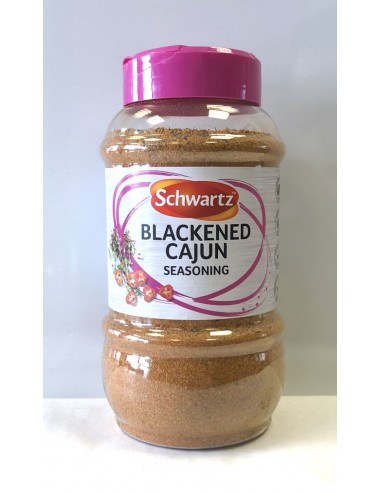 SCHWARTZ BLACKENED CAJUN SEASONING -...
