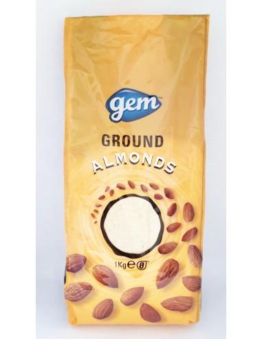 GEM GROUND ALMONDS - 1KG