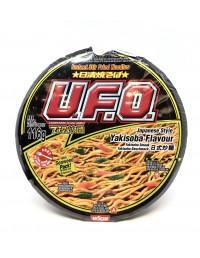 NISSIN UFO INSTANT STIR FRIED NOODLES YAKISOBA FLAVOUR - 116g