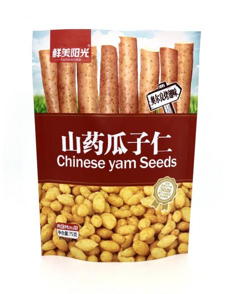 FRESH SUNSHINE CHINESE YAM SEEDS - 75g