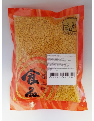 CHANG SPLIT MUNG BEAN - 400g