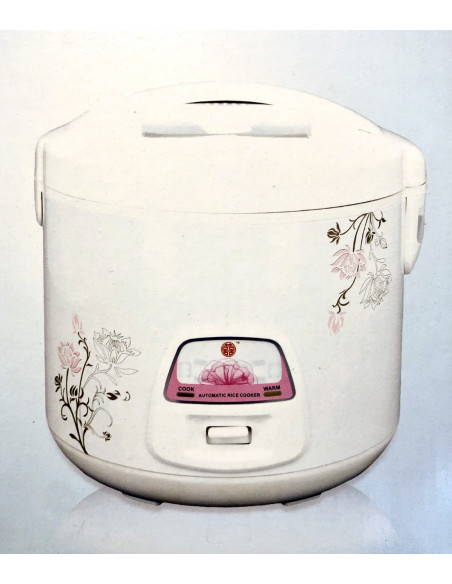DOUBLE HAPPINESS ELECTRIC RICE COOKER - 2.2L