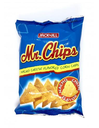 JACK & JILL MR CHIPS NACHO CHEESE...
