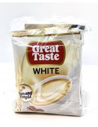 GREAT TASTE WHITE COFFEE...