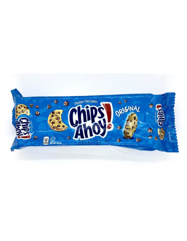 CHIPS AHOY CHOCOLATE CHIP COOKIES - 142.5g