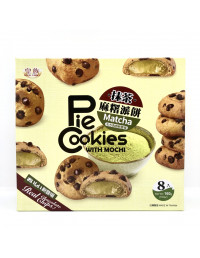 ROYAL FAMILY PIE COOKIES WITH MOCHI - 160g