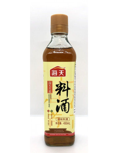 HD GUDAO COOKING WINE - 450ml