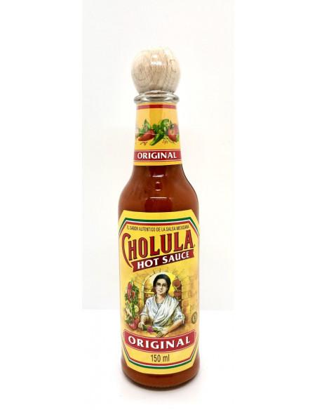 CHOLULA ORIGINAL HOT SAUCE - 150ml