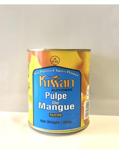 KISSAN ALPHONSO MANGO PULP - 860g
