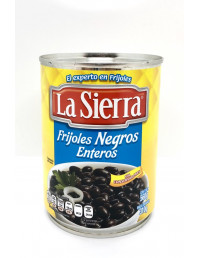 LA SIERRA BLACK BEANS - 560g