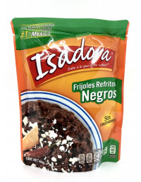 ISADORA FRIJOLES REFRITOS NEGROS - 400g