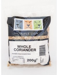 TRIPLE LION WHOLE CORIANDER...