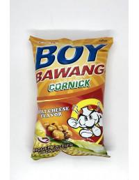 BOY BAWANG CORNICK CHILI CHEESE FLAVOUR - 100g