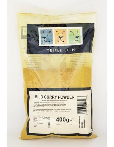 TRIPLE LION MILD CURRY POWDER - 400g