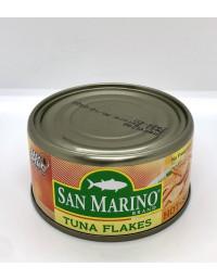 SAN MARINO TUNA FLAKES HOT& SPICY - 180g