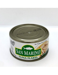 SAN MARINO TUNA FLAKES WITH CALAMANSI - 180g