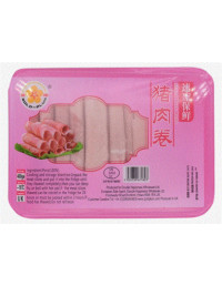 Gold Plum Hand Rolled Sliced Pork - 400g