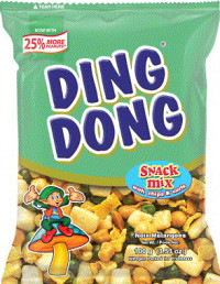 DING DONG SNACK MIX - 100g