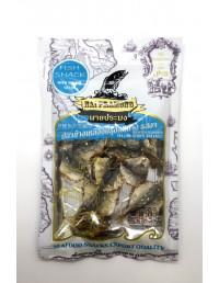 NAI PRAMONG ROASTED FISH SNACK WITH SESAME SEEDS - 40g