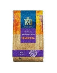 Demerara Sugar - 3kg - Tate and Lyle