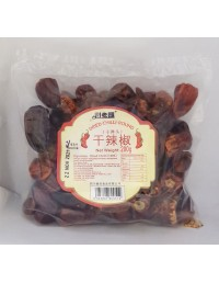 CLH DRIED CHILLI-ROUND - 200g