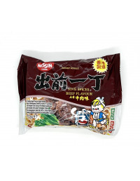 NISSIN FIVE SPICES BEEF FLAVOUR - 100G