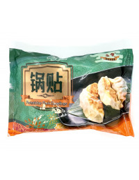 HONOR POTSTICKER PORK DUMPLING - 1KG