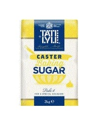 Caster Sugar - 2kg - Tate and Lyle