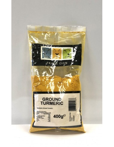 TRIPLE LION GROUND TURMERIC - 400g