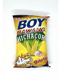 BOY BAWANG CHICHACORN GARLIC FLAVOUR - 100G
