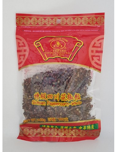 ZHENG FENG SICHUAN PEPPERCORN WHOLE -...