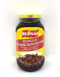 BUENAS RED BEAN IN SYRUP -...
