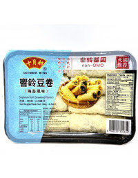 OCTOBER WING SOYBEAN ROLL SEAWEED FLAVOUR - 180G